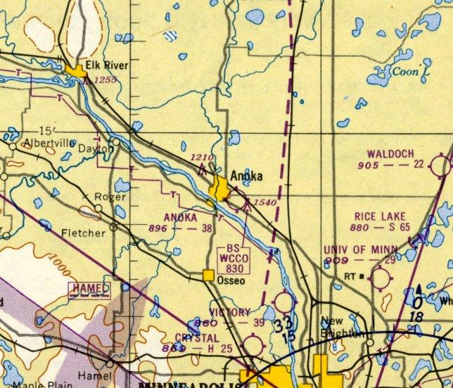 Abandoned & Little-Known Airfields: Minnesota, Minneapolis ...