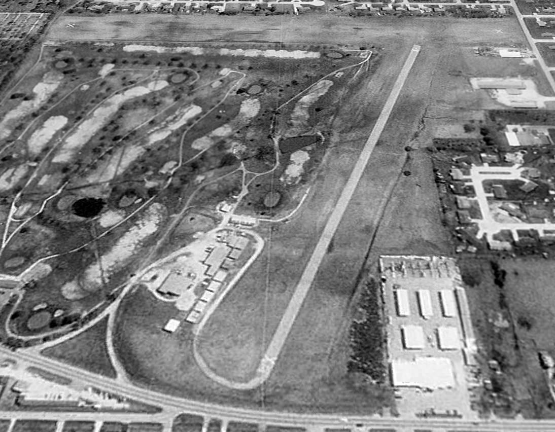 Abandoned & Little-Known Airfields: Southwestern Missouri