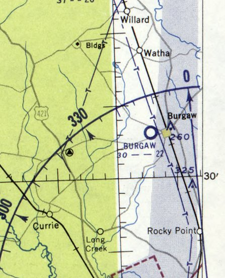 Airports In Nc Map.Abandoned Little Known Airfields Southeastern North Carolina