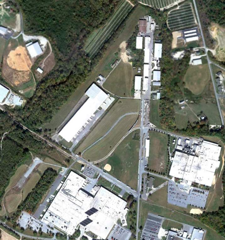 Abandoned & Little-Known Airfields: North Carolina, Western