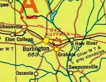 The Earliest Aeronautical Chart Depiction Of Huffman Field Which Has Been Located Was On A 1935 Airway Chart