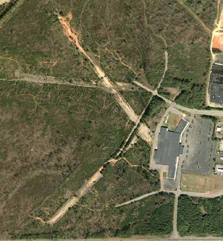 Airports In Nc Map.Abandoned Little Known Airfields North Carolina Raleigh Area