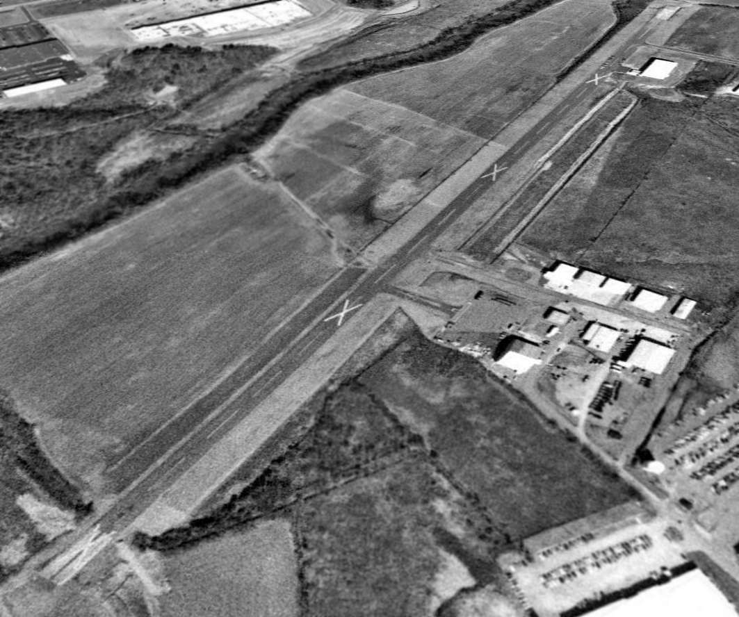 Abandoned & Little-Known Airfields: North Carolina