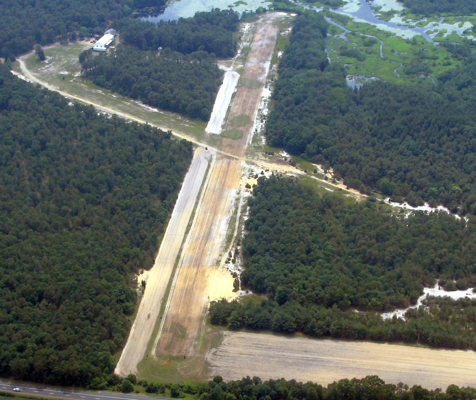 Abandoned & Little-Known Airfields: Southwestern New Jersey