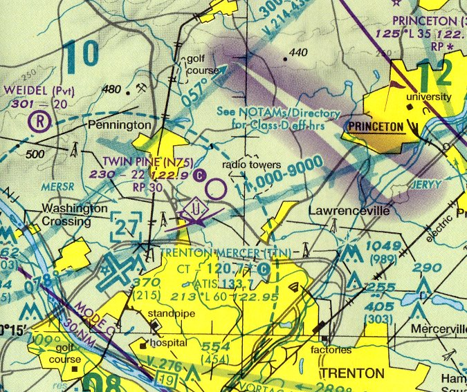 Abandoned & Little-Known Airfields: New Jersey: Trenton area