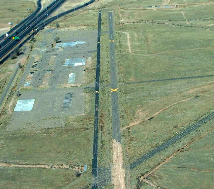 Albuquerque Salvage Yards >> Abandoned & Little-Known Airfields: New Mexico: Albuquerque area