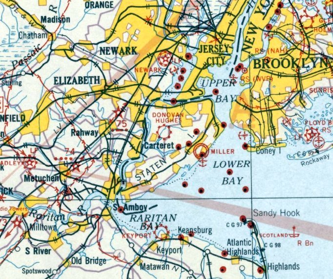 Abandoned & Little-Known Airfields: New York City, Staten