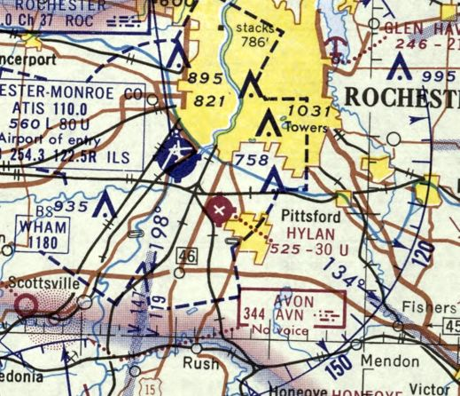 Abandoned & Little-Known Airfields: New York State