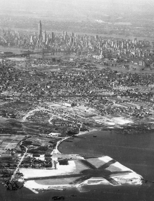 Abandoned Little Known Airfields New York City Queens