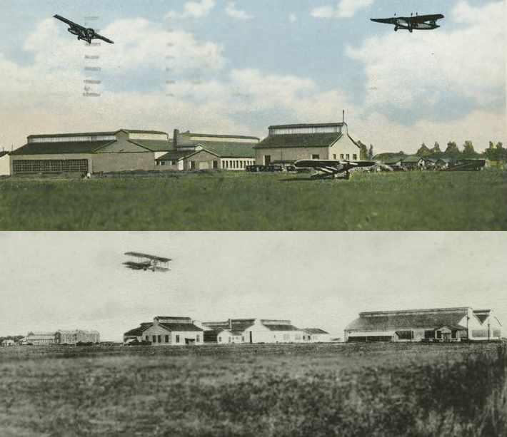 Image result for miller field hangar
