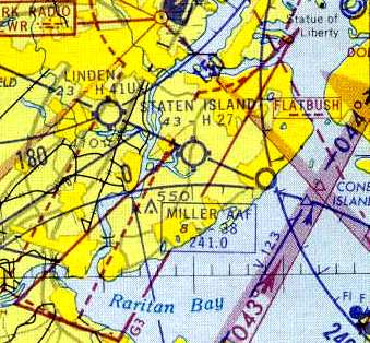 Abandoned LittleKnown Airfields New York City Staten Island - Map of us mille silos