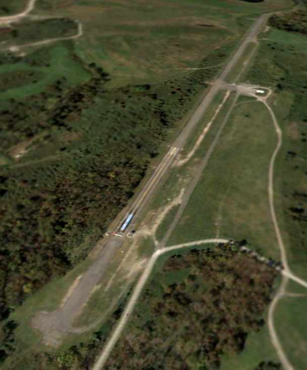 Abandoned & Little-Known Airfields: Southeastern Ohio