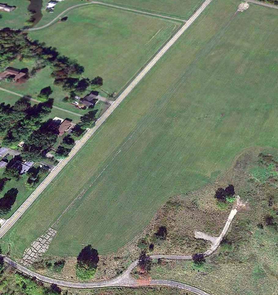 Warren T Wright Farmhouse Site