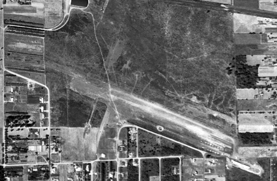 Skylife Airport as depicted along with a