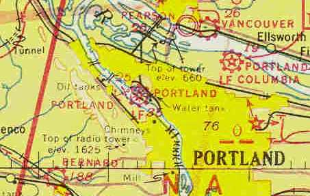 Abandoned LittleKnown Airfields Northwestern Oregon