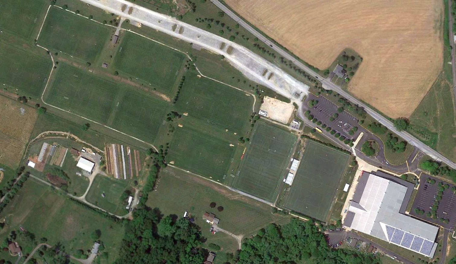 Abandoned & Little-Known Airfields: Pennsylvania: Lancaster area