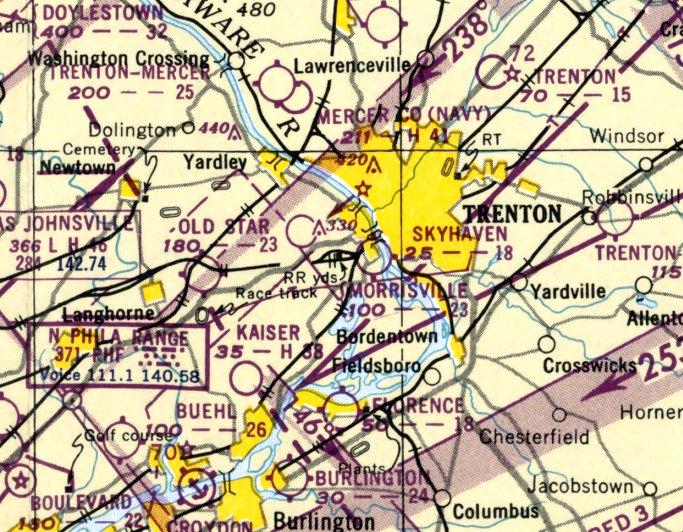 Abandoned & Little-Known Airfields: Pennsylvania, Northeastern