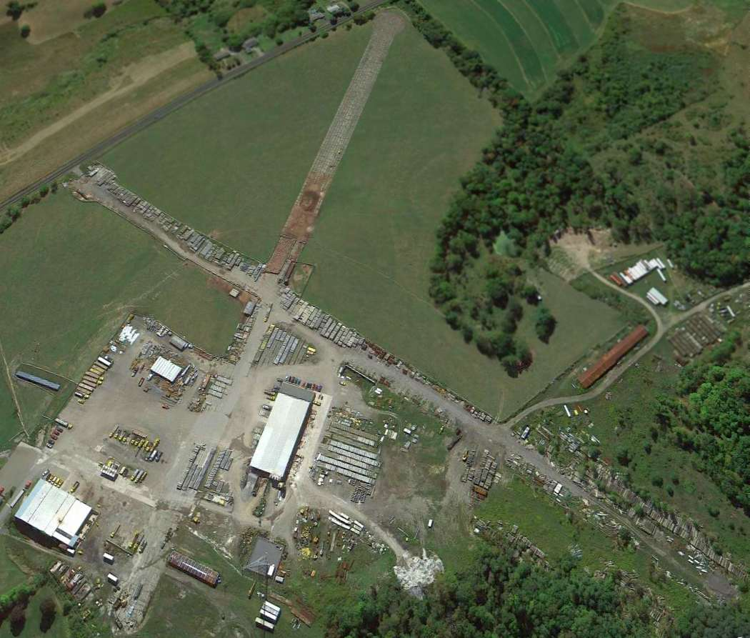 Abandoned & Little-Known Airfields: Northeastern Pennsylvania