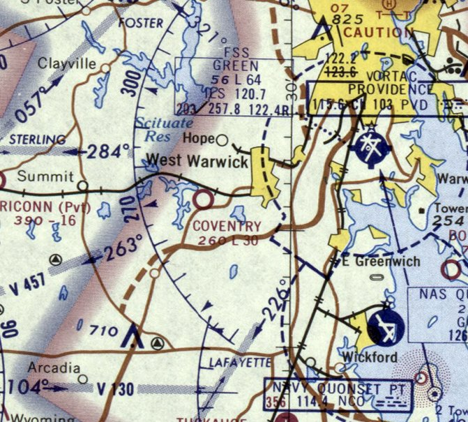 Abandoned & Little-Known Airfields: Rhode Island