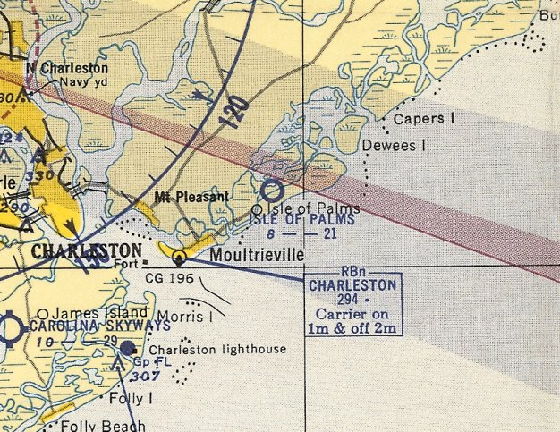 Abandoned & Little-Known Airfields: Southeastern South Carolina