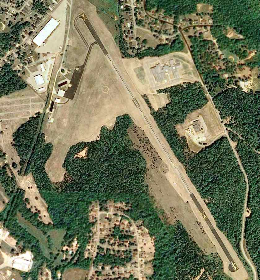 Abandoned & Little-Known Airfields: Western Tennessee