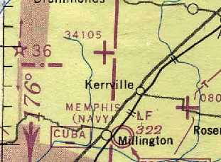 e5aea3de6f0 The earliest aeronautical chart depiction which has been located of Field  34105