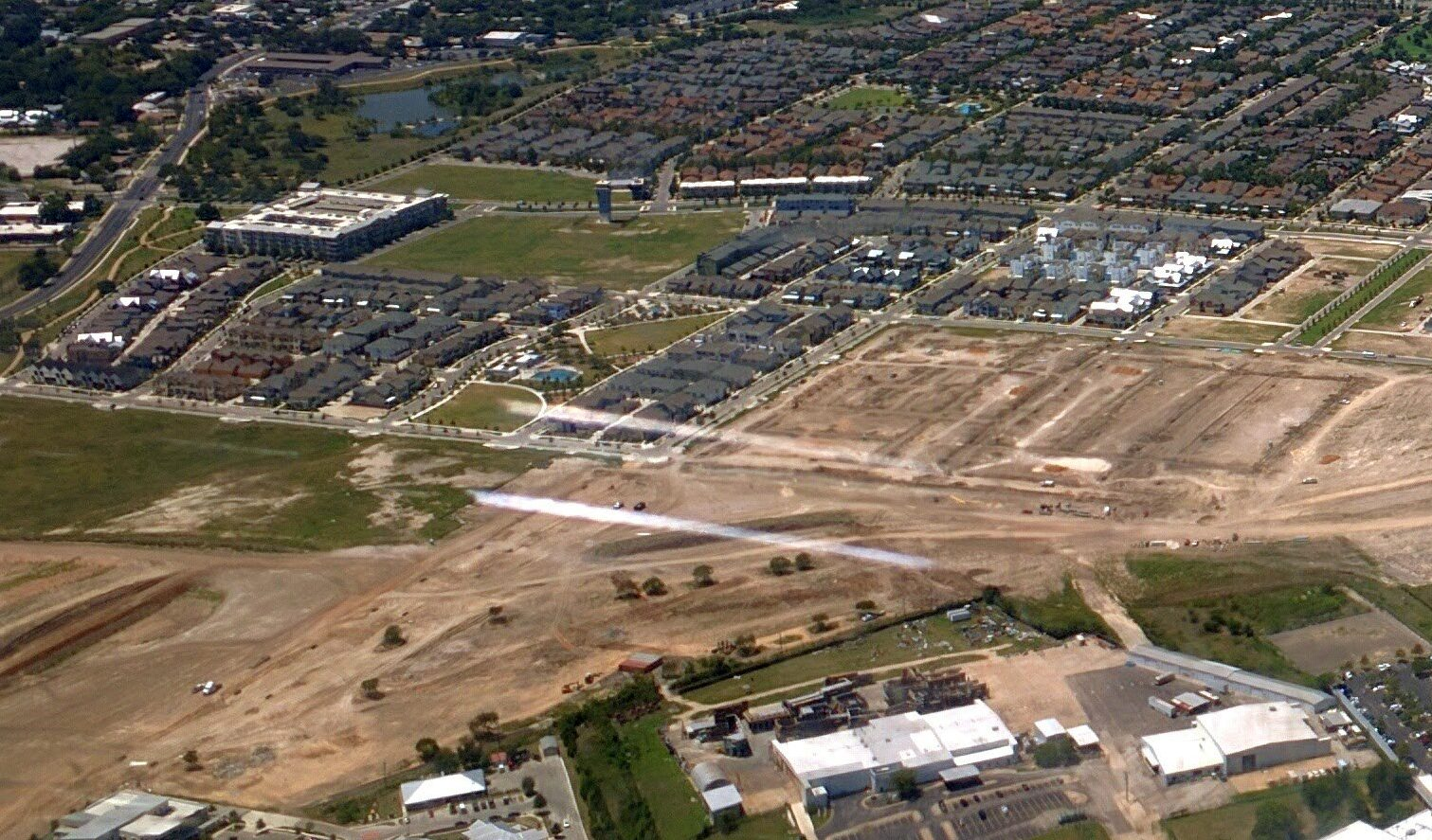 Improvements are underway at the Airport | Austin ...