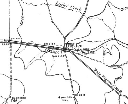 abandoned little known airfields texas big bend area Moon Phase Chart with Time the original dryden airport as depicted on the 1928 usgs topo map courtesy of jerry eoff
