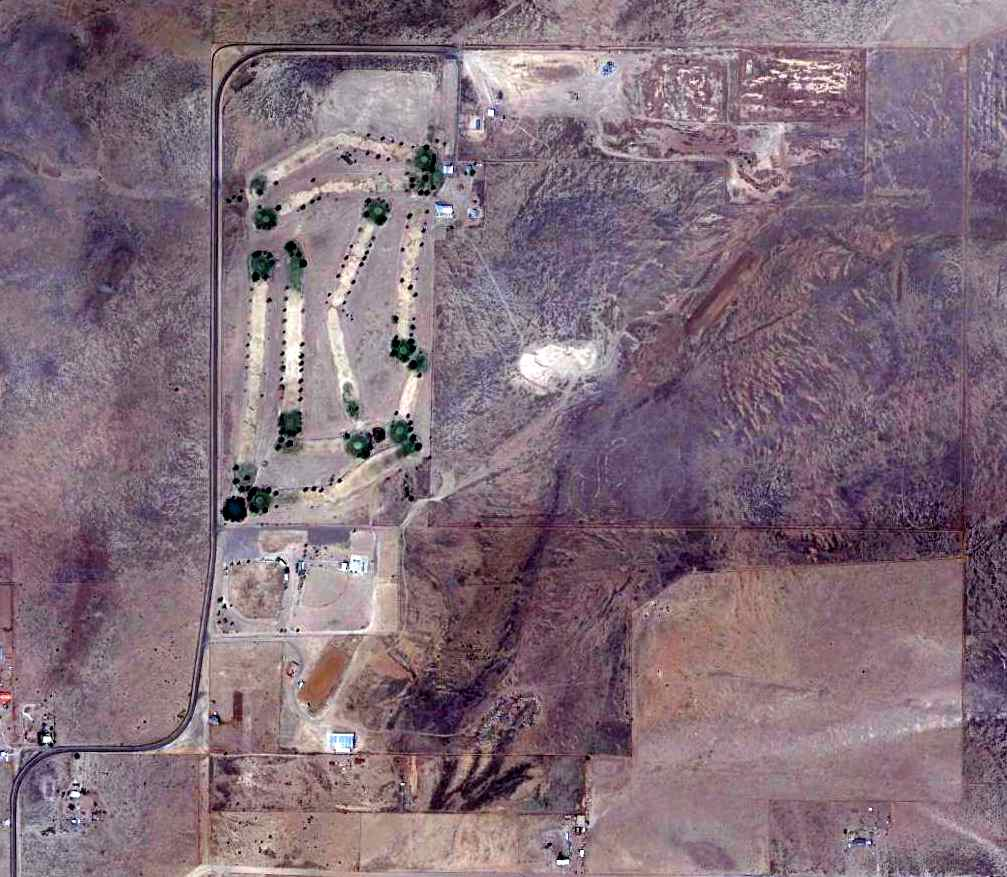 Abandoned & Little-Known Airfields: Texas: Big Bend Area