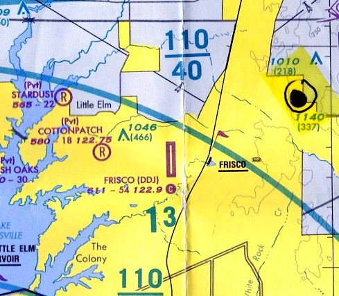 Map Of Texas Frisco.Abandoned Little Known Airfields Texas Northern Dallas Area