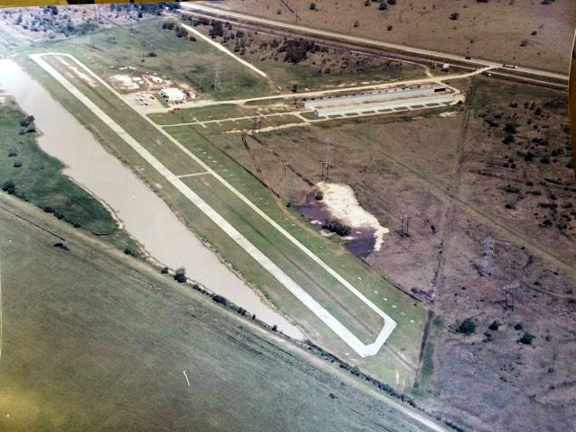houston airport reopen