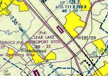 Abandoned & Little-Known Airfields: Texas, Southeastern Houston area