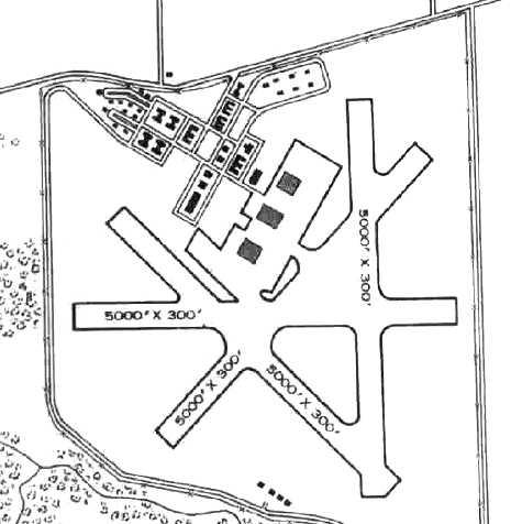 Abandoned Little Known Airfields Texas Western Corpus Christi Area
