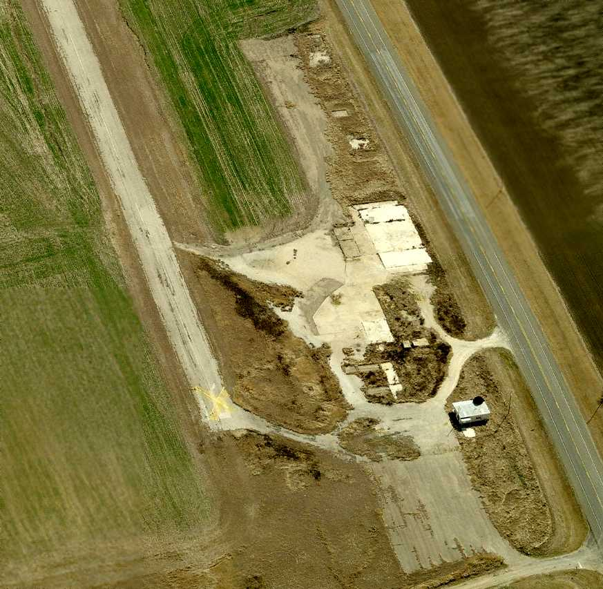 Abandoned & Little-Known Airfields: Texas: Waco Area