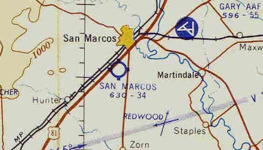Abandoned & Little-Known Airfields: Texas - Western Austin area on map austin houston, map austin texas, map austin round rock,