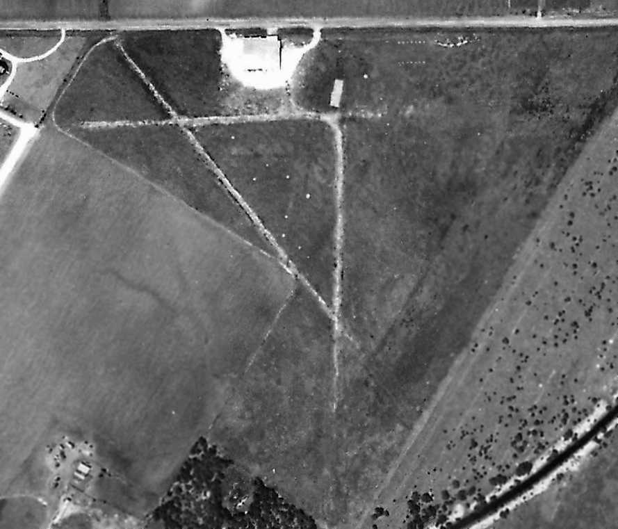 Abandoned & Little-Known Airfields: Northeastern Corpus