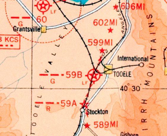 Abandoned Little Known Airfields Northwestern Utah