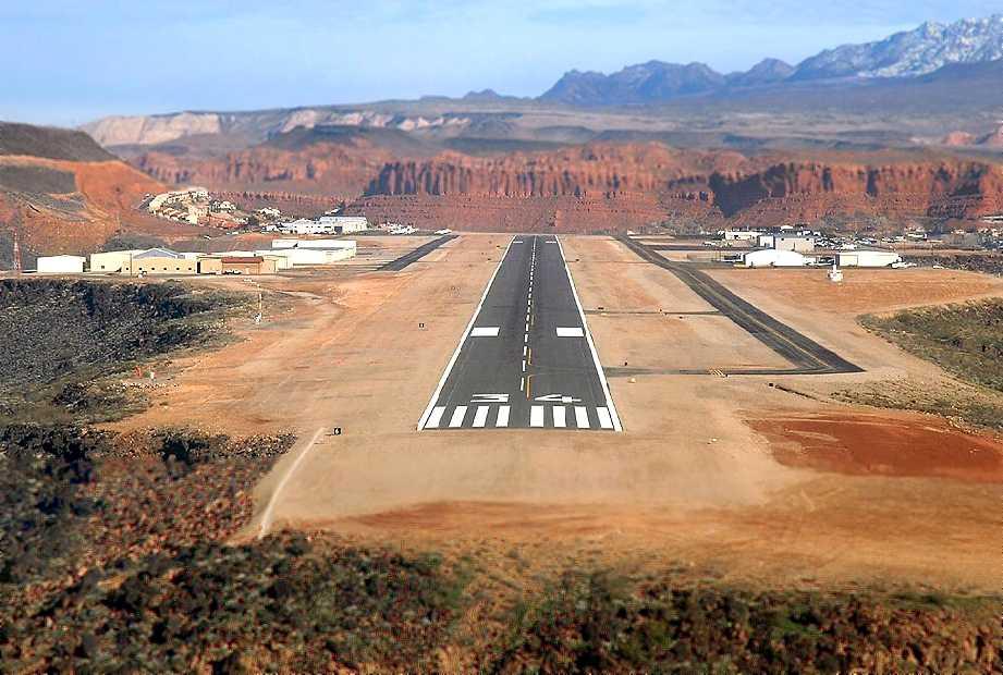 Saint George airport