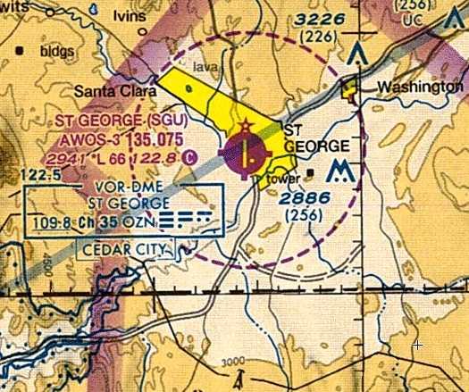 Abandoned & Little Known Airfields Southwestern Utah