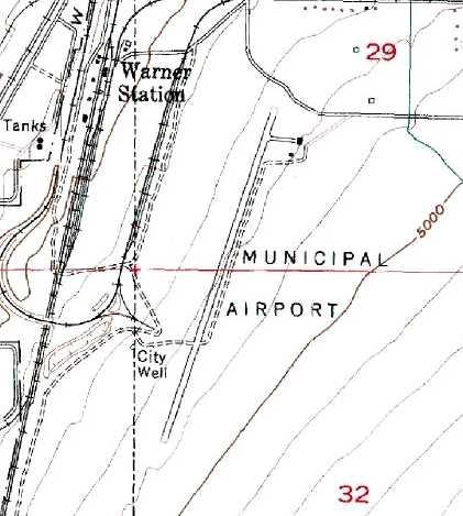 Training facility utah with landing strip
