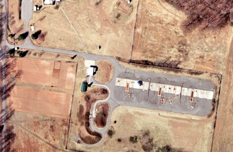 Abandoned & Little-Known Airfields: Virginia: Western