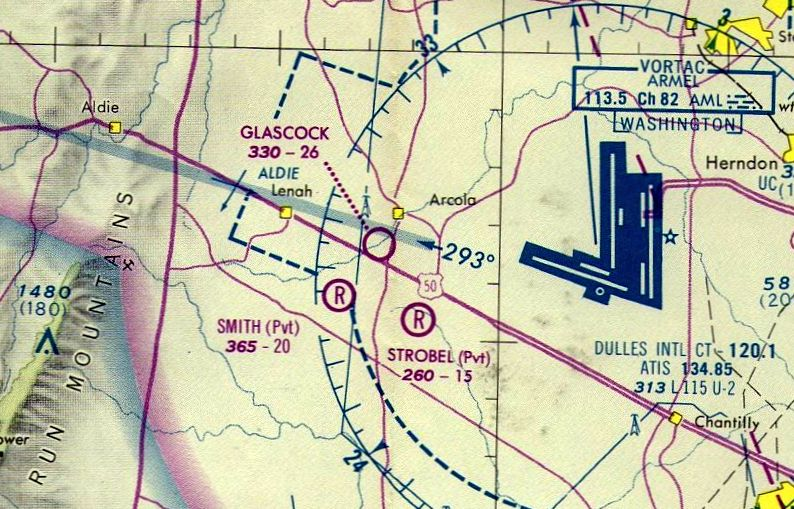 Abandoned LittleKnown Airfields Virginia Loudoun County