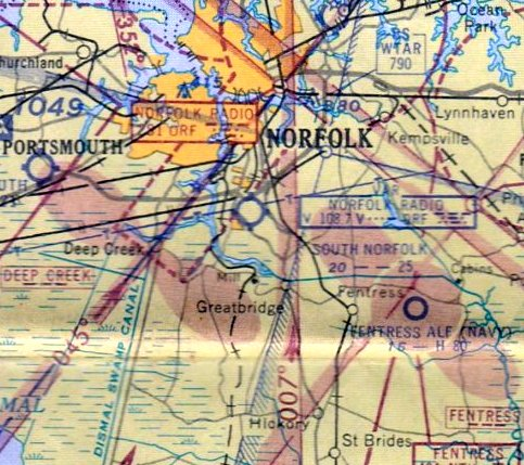 Abandoned & Little-Known Airfields: Virginia: Norfolk area
