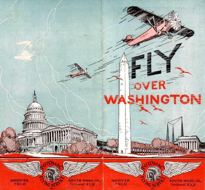 Abandoned & Little-Known Airfields: Virginia: Arlington County