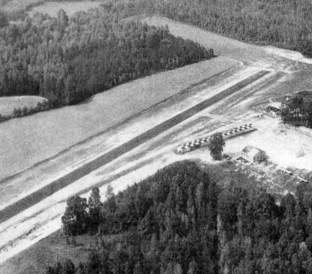 Abandoned & Little-Known Airfields: Virginia: Northern