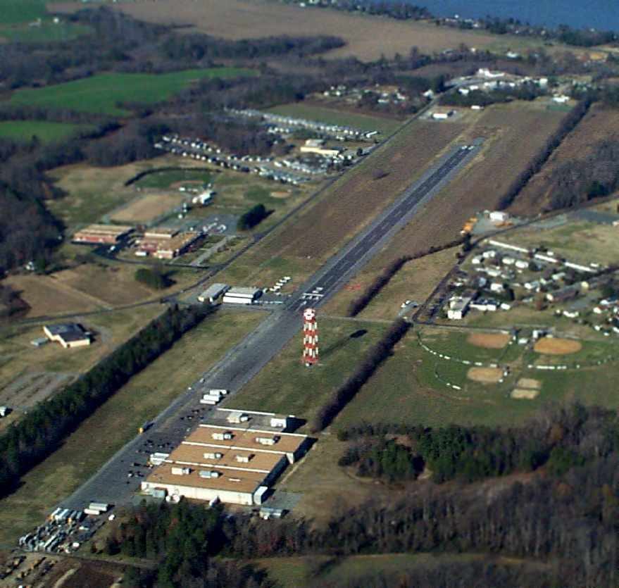 Abandoned & Little-Known Airfields: Eastern Virginia