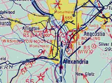 Abandoned LittleKnown Airfields Virginia Arlington County