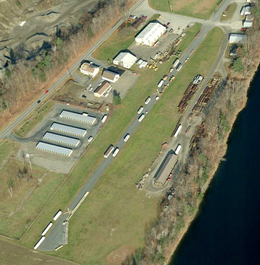 Abandoned & Little-Known Airfields: Vermont