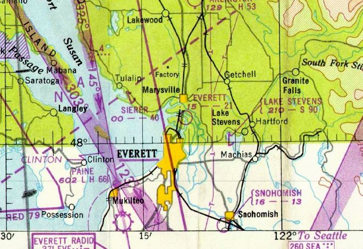 Abandoned & Little-Known Airfields: Washington, Seattle area