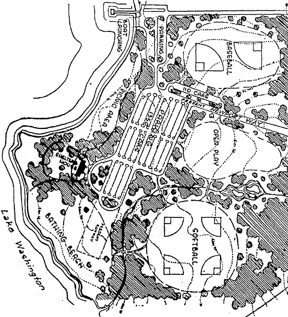 abandoned little known airfields washington seattle area 2007 Toyota Tacoma Wiring Diagram a diagram from a 9 19 57 newspaper article courtesy of lee corbin showed a plan for a proposed newport county park to be constructed on the site of lake